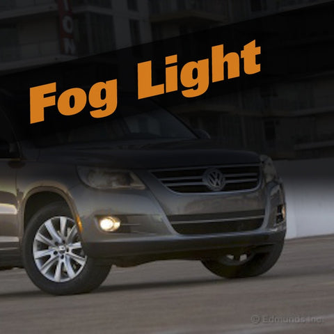 Volkswagen Tiguan HID Xenon Fog Light Kit