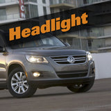 Volkswagen Tiguan HID Kit (Headlight)