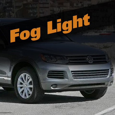 Volkswagen Touareg HID Xenon Fog Light Kit