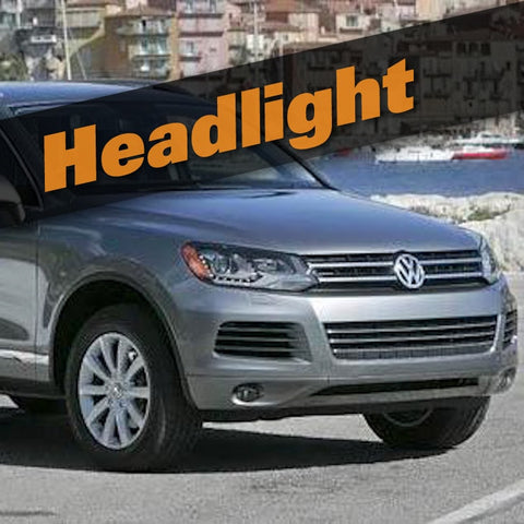 Volkswagen Touareg HID Kit (Headlight)