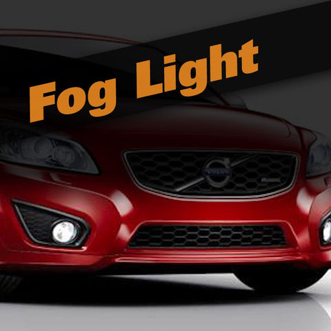 Volvo C30 HID Xenon Fog Light Kit
