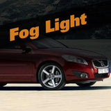 Volvo C70 HID Xenon Fog Light Kit