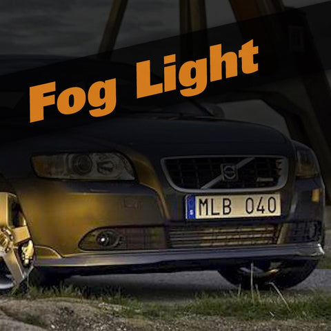 Volvo S40 HID Xenon Fog Light Kit