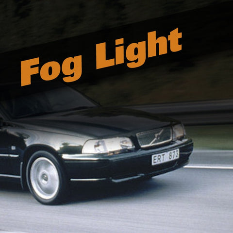 Volvo S70 HID Xenon Fog Light Kit