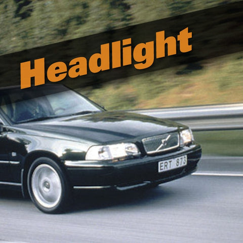 Volvo S70 HID Kit (Headlight)
