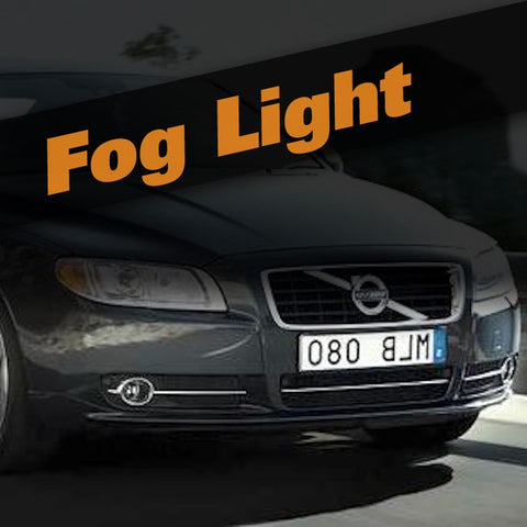 Volvo S80 HID Xenon Fog Light Kit