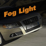 Volvo V70 HID Xenon Fog Light Kit