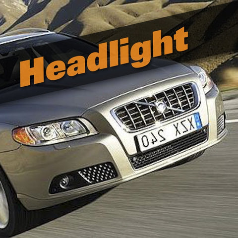 Volvo V70 HID Kit (Headlight)
