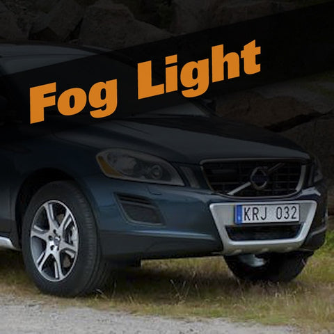 Volvo XC60 HID Xenon Fog Light Kit