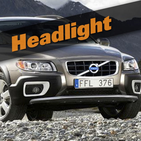 Volvo XC70 HID Kit (Headlight)