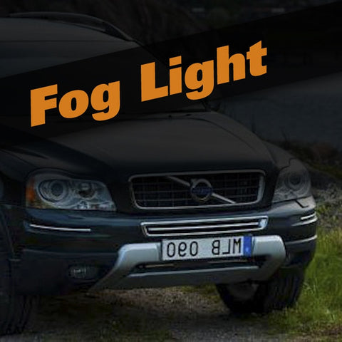 Volvo XC90 HID Xenon Fog Light Kit