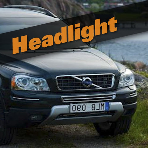 Volvo XC90 HID Kit (Headlight)
