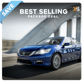 Honda Accord HID Xenon Headlight Package Deal