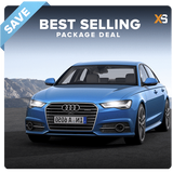 Audi A6 HID Xenon Headlight Package Deal