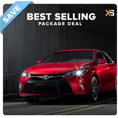 Toyota Camry HID Xenon Headlight Package Deal