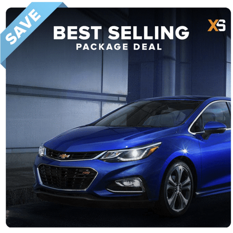 Chevrolet Cruze HID Xenon Headlight Package Deal