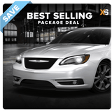 Chrysler 200 HID Xenon Headlight Package Deal