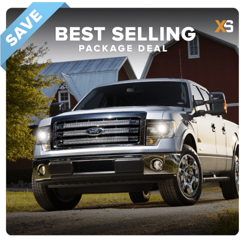 2015+ Ford F-150 HID Xenon Complete Package Deal