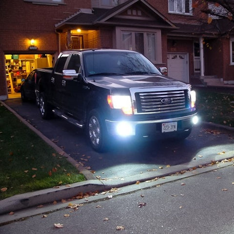 1997-2014 Ford F-150 HID Xenon Conversion Kit Package