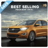 Ford Edge HID Xenon Headlight Package Deal