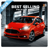 Ford Fiesta HID Xenon Headlight Package Deal