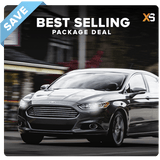 Ford Fusion HID Xenon Headlight Package Deal