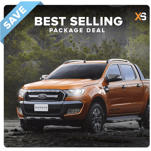Ford Ranger HID Xenon Headlight Package Deal