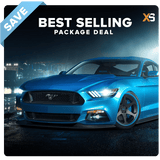 Ford Mustang HID Xenon Headlight Package Deal (1998-2004)