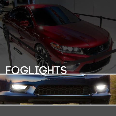 Honda Accord HID Xenon Fog Light Kit