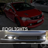 Honda Civic HID Xenon Fog Light Kit