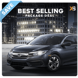 Honda Civic HID Xenon Headlight Package Deal