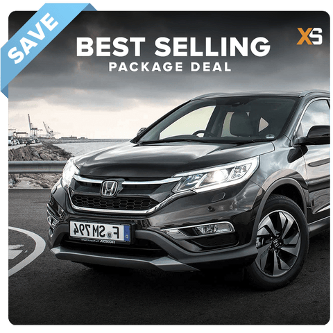 Honda CR-V HID Xenon Headlight Package Deal