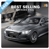 Hyundai Genesis HID Xenon Headlight Package Deal