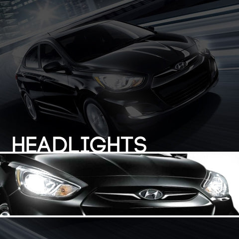 Hyundai Accent HID Kit