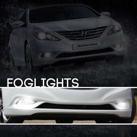 Hyundai Sonata HID Xenon Fog Light Kit