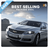 Chevrolet Impala HID Xenon Headlight Package Deal