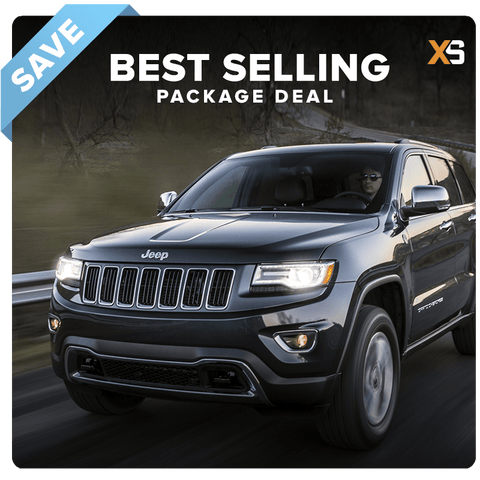 Jeep Grand Cherokee HID Xenon Headlight Package Deal
