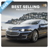 Chevrolet Malibu HID Xenon Headlight Package Deal