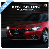 Mazda 3 HID Xenon Headlight Package Deal