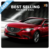 Mazda 6 HID Xenon Headlight Package Deal