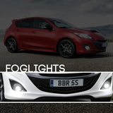 Mazda 3 HID Xenon Fog Light Kit