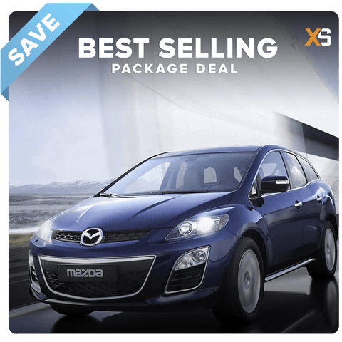 Mazda CX-7 HID Xenon Headlight Package Deal
