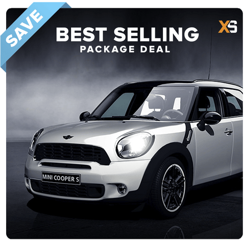 Mini Cooper HID Xenon Headlight Package Deal