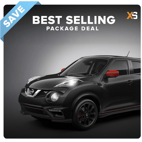 Nissan Juke HID Xenon Headlight Package Deal
