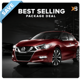 Nissan Maxima HID Xenon Headlight Package Deal