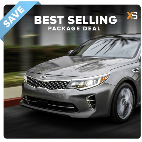Kia Optima HID Xenon Headlight Package Deal