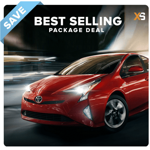 Toyota Prius HID Xenon Headlight Package Deal