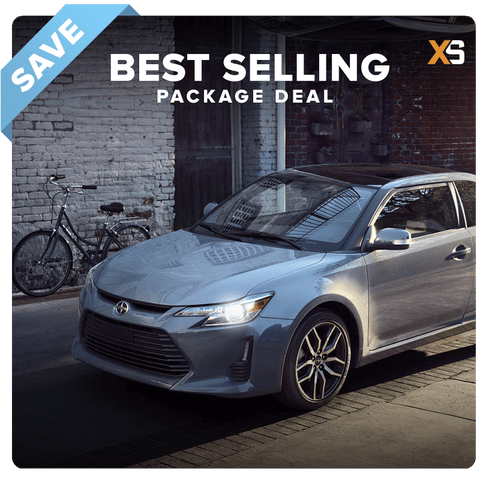 Scion tC HID Xenon Headlight Package Deal