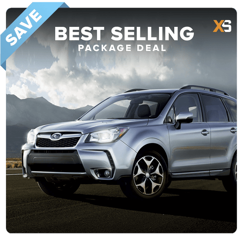 Subaru Forester HID Xenon Headlight Package Deal