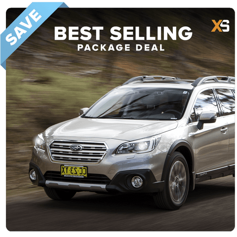 Subaru Outback HID Xenon Headlight Package Deal